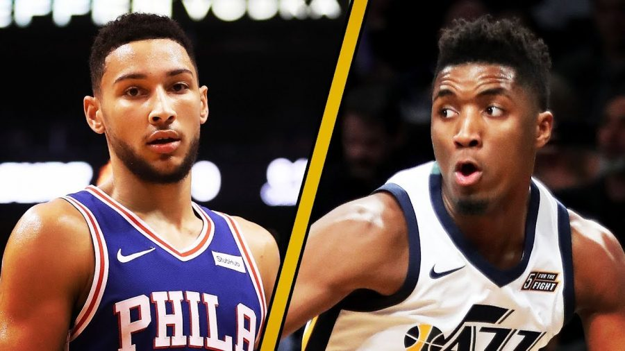Who will be named NBA's Rookie of the Year?