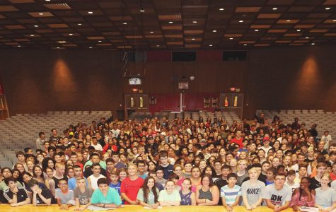 Welcome Class of 2022!