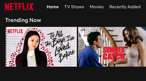 Netflix's  Revival of The Rom-Com