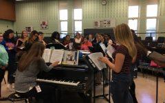 PMHS Girls Find Harmony in New Treble Choir