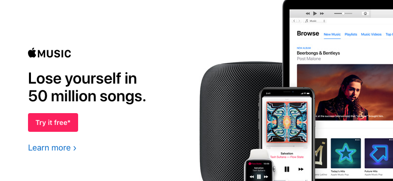 Is Apple Music better than Spotify? One Red & Black reporter has the scoop.
