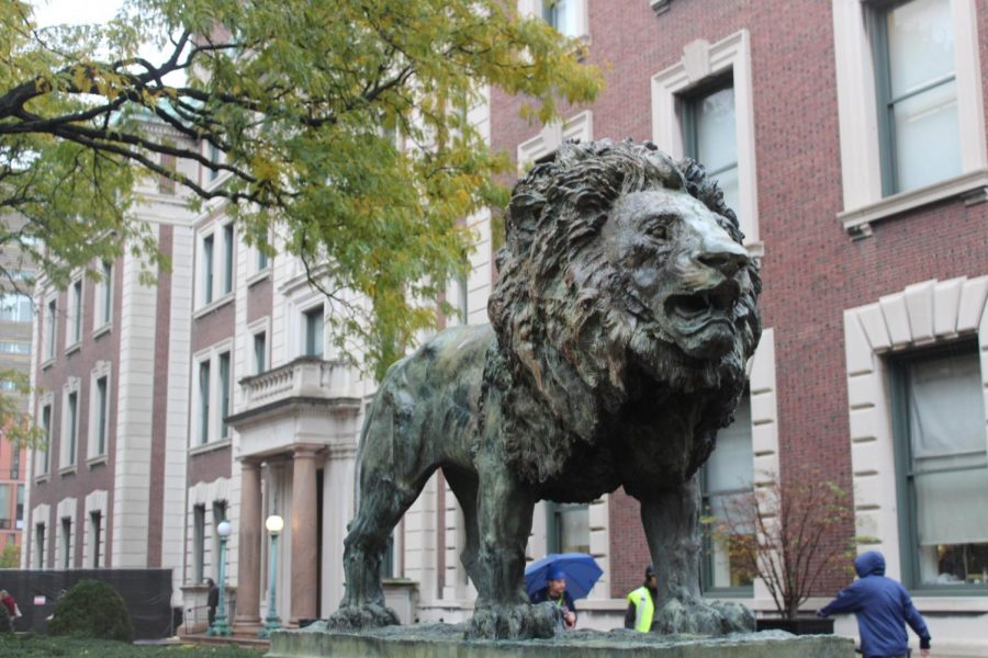 The Red & Black visited Columbia University for the 89th annual CSPA Fall Conference.