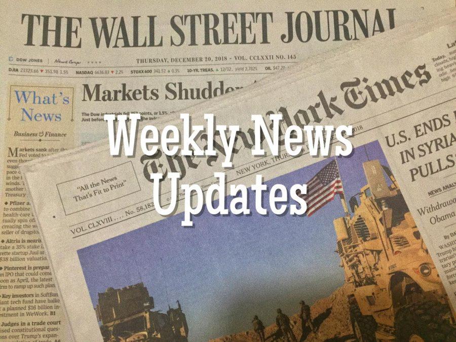 News, News, & More News