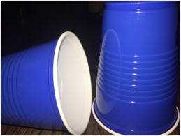 Solo cups are made of plastic called polystyrene, and although polystyrene is not widely recycled, you can still recycle solo cups through various recycling programs. It is important to recycle these cups because polystyrene is made from petroleum products, therefore it is not biodegradable.