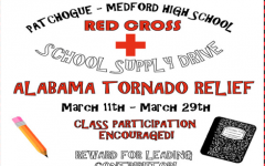 Alabama Tornado School Supply Drive
