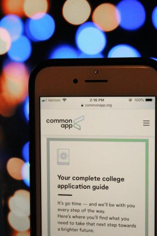 Most of your college application can be managed in one place -- the common app.