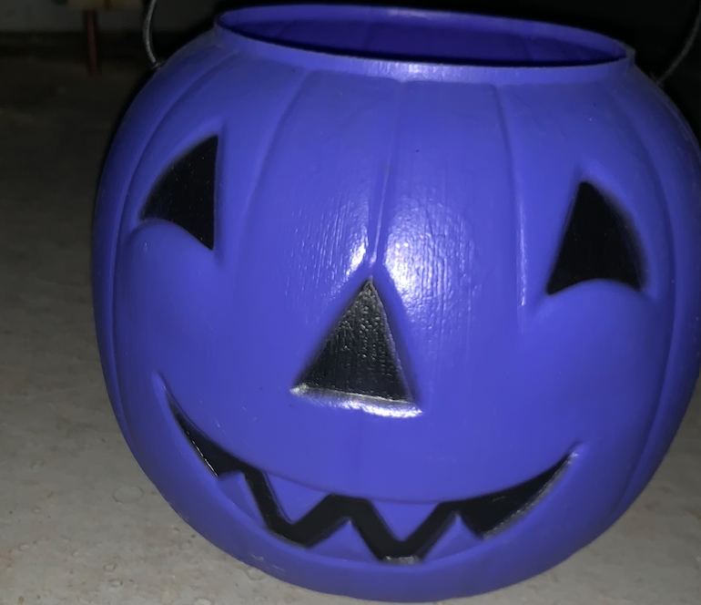 Is it a trick? or just a treat? -- teenagers who enjoy Halloween.