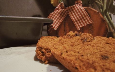Delicious Fall Treat, Pumpkin Bread