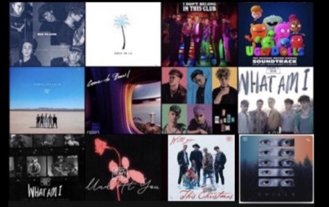 In 2019, WDW released 12 songs (one month at a time) for fans.