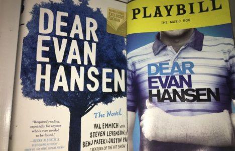 Jordan Fisher will take over as lead in the Tony Award-Winning musical, Dear Evan Hansen.