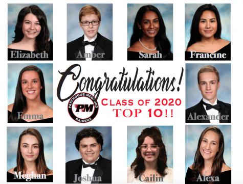 "The Class of 2020 Top ""Quaran""-TEN"