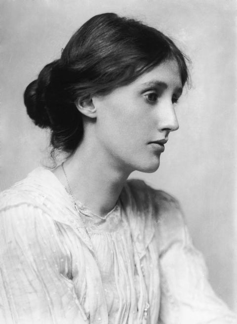 Virginia Woolf - author, 1882-1941