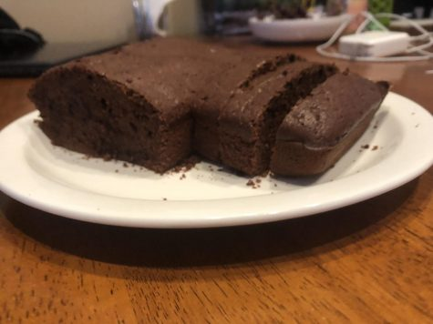 Double Chocolate Chip Pound Cake