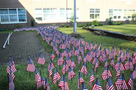PMHS Commemorates the 20th Anniversary of September 11th