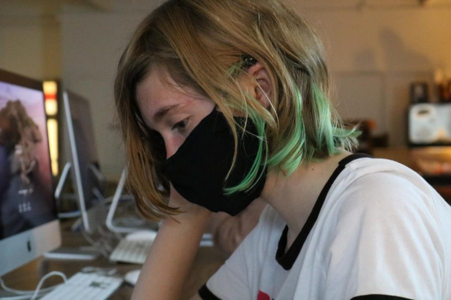 Another year of fully masked students in school means another year of students struggling to make connections and a potential rise in mental health issues.