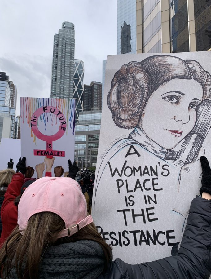 Women's March Mobilizing Around the Country to Protect Healthcare