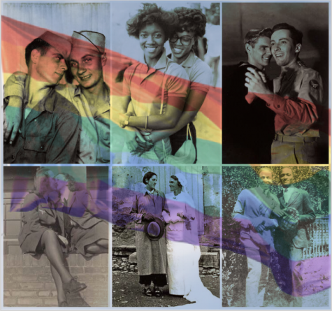October is LGBTQ History Month