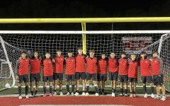 Boys Varsity Soccer celebrated its annual Senior Night to honor those players that have dedicated their high school (and some times more) time to team sports before graduating.
